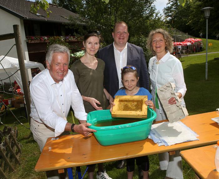 Kinder- und Familienfest im SOS-Kinderdorf in Moosburg
