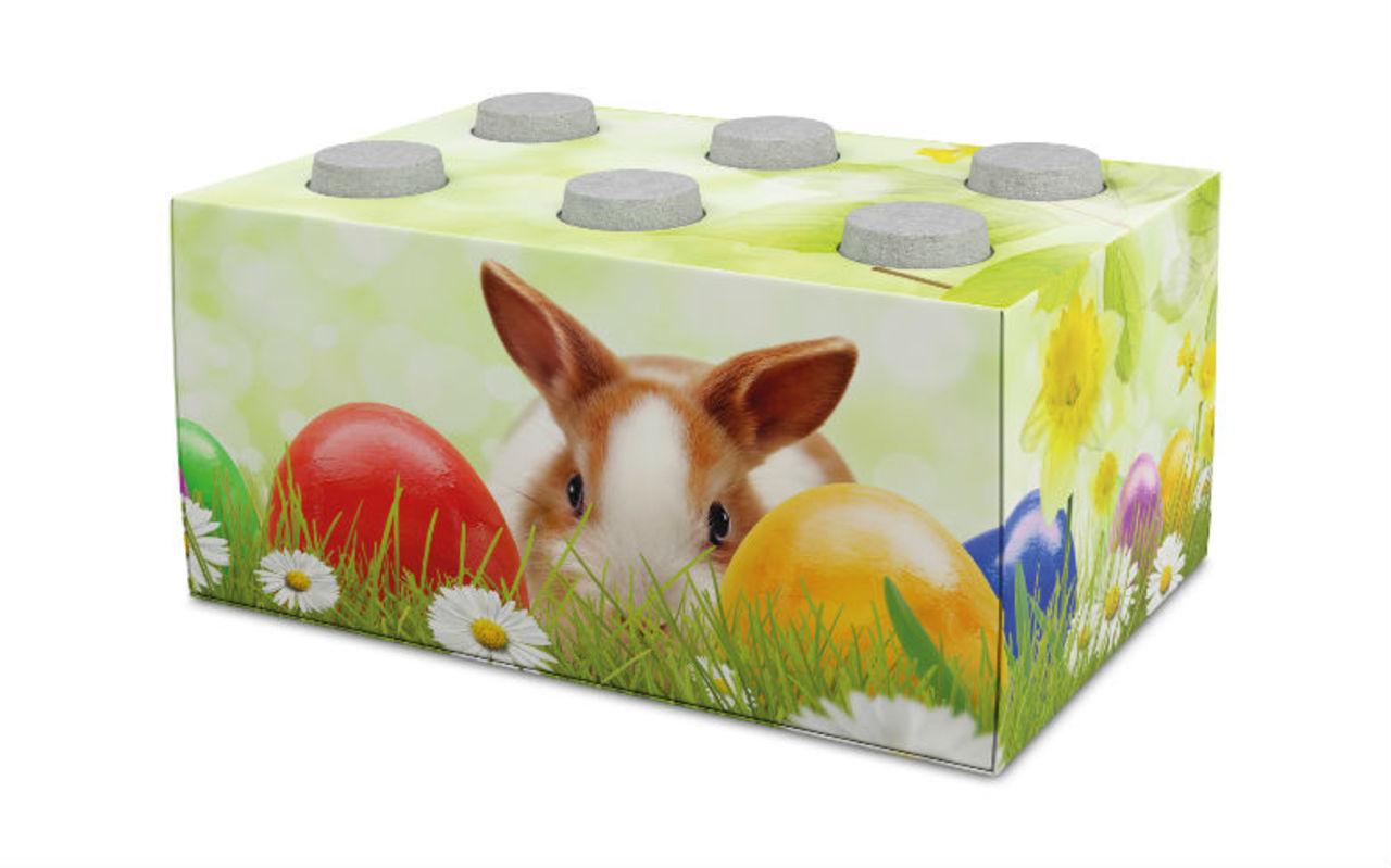 Wir wünschen Ihnen und Ihrer Familie Frohe Ostern.
