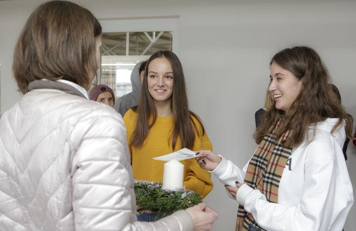 Die Oberstufe der Waldorfschule Klagenfurt und Umweltthemen.