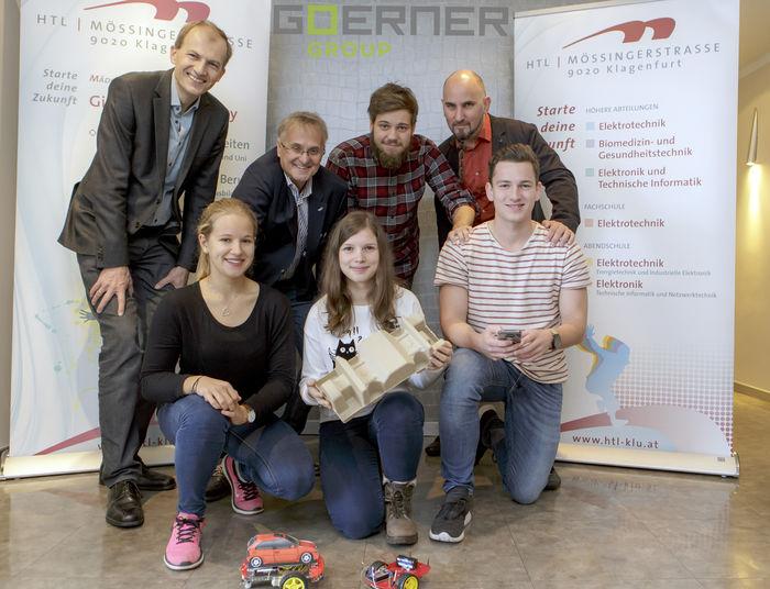 Ein Kooperationsprojekt mit der HTL Mössingerstraße