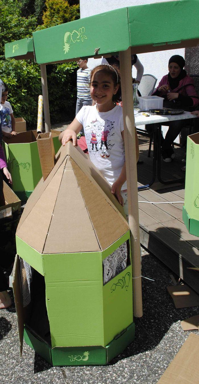 Unter diesem Motto wurde das 40. Kinder- und Familienfest im SOS-Kinderdorf in Moosburg gefeiert.