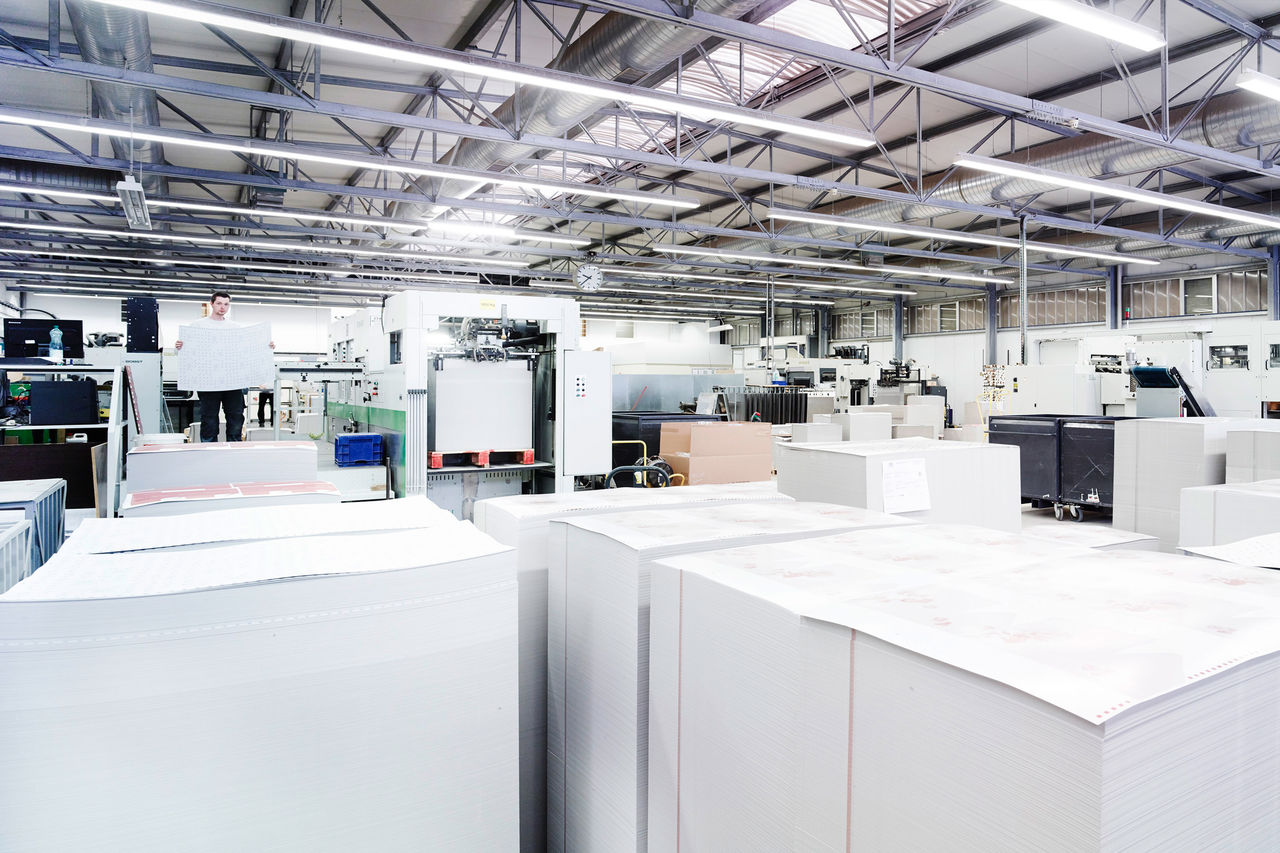 Wachstum und Effizienz in der Produktivität pulsiert in unserem Unternehmen.