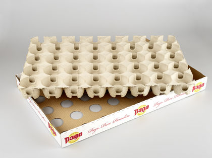 Entwicklung und Produktion von Faserformteilen aus Recyclingmaterial